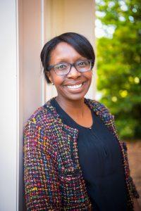 Principal Fellow, Charelle Lovett (Class 26)